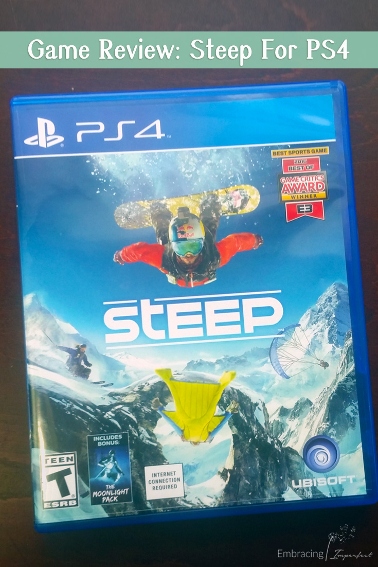Steep for Playstation Review #ad