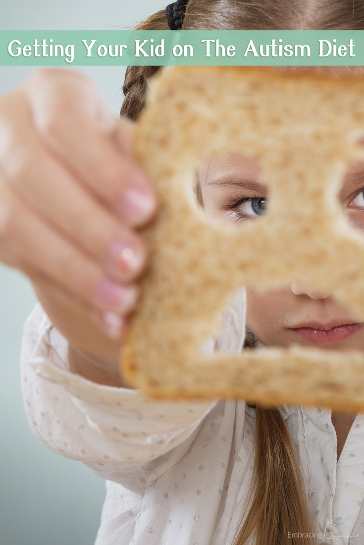 Everything you need to know about the autism diet