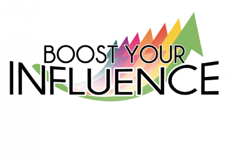 Boost Your Influence Summit Coming to Hershey Lodge!