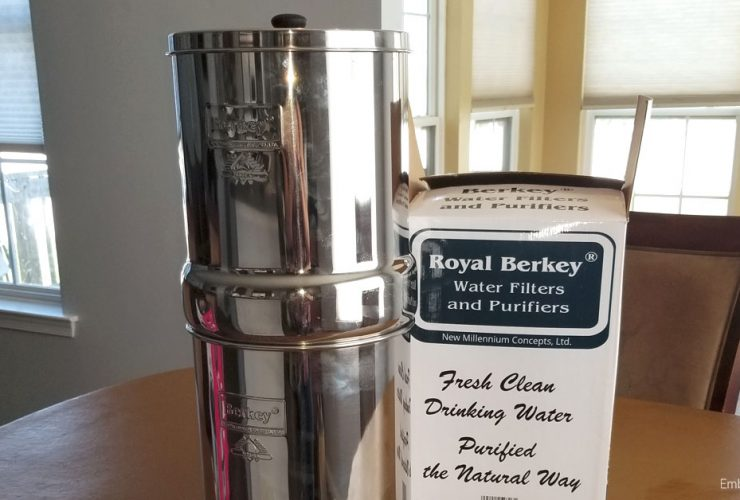 Berkey Water Filter: Detox Your Water