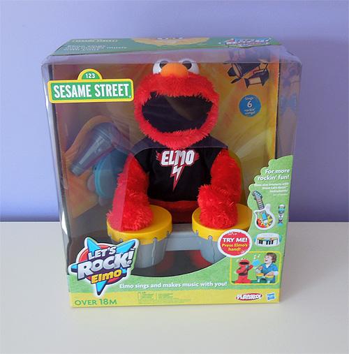 Lets Rock Elmo Doll