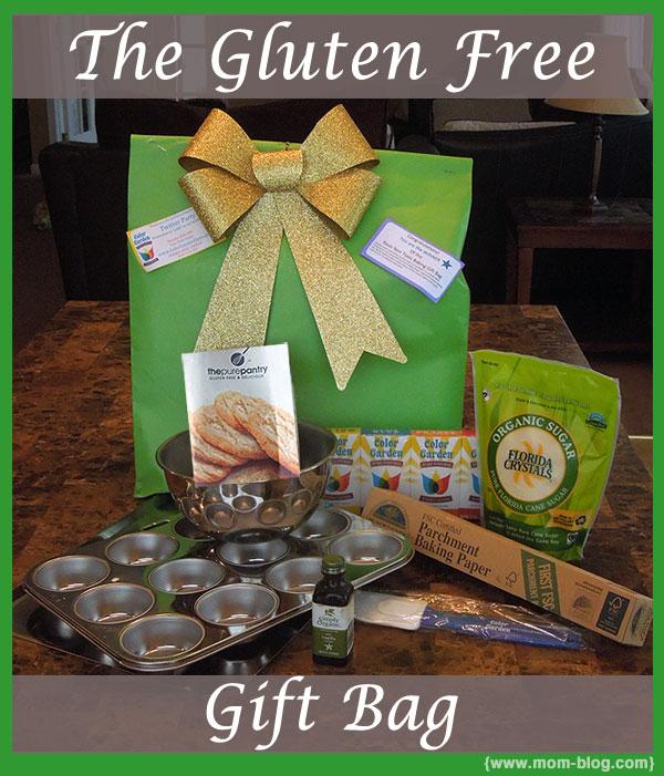 Gluten free gift ideas create your own gluten free gift basket negle Choice Image