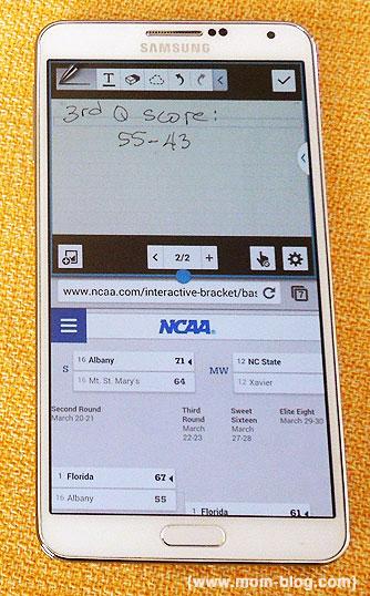 Samsung Note 3 Multi Window