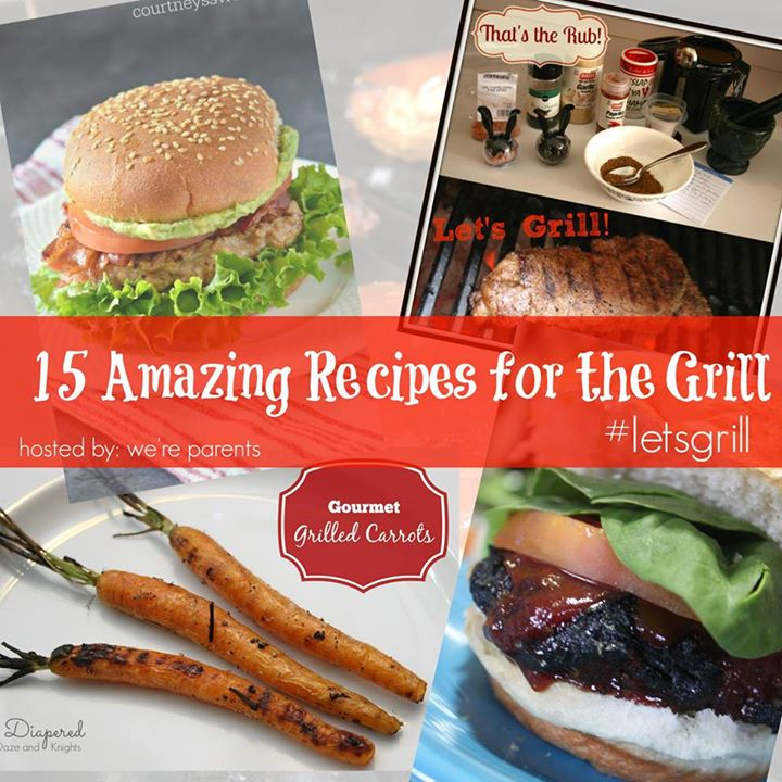 Amazing Grill Recipes