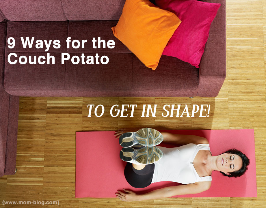 9 ways to get in shape