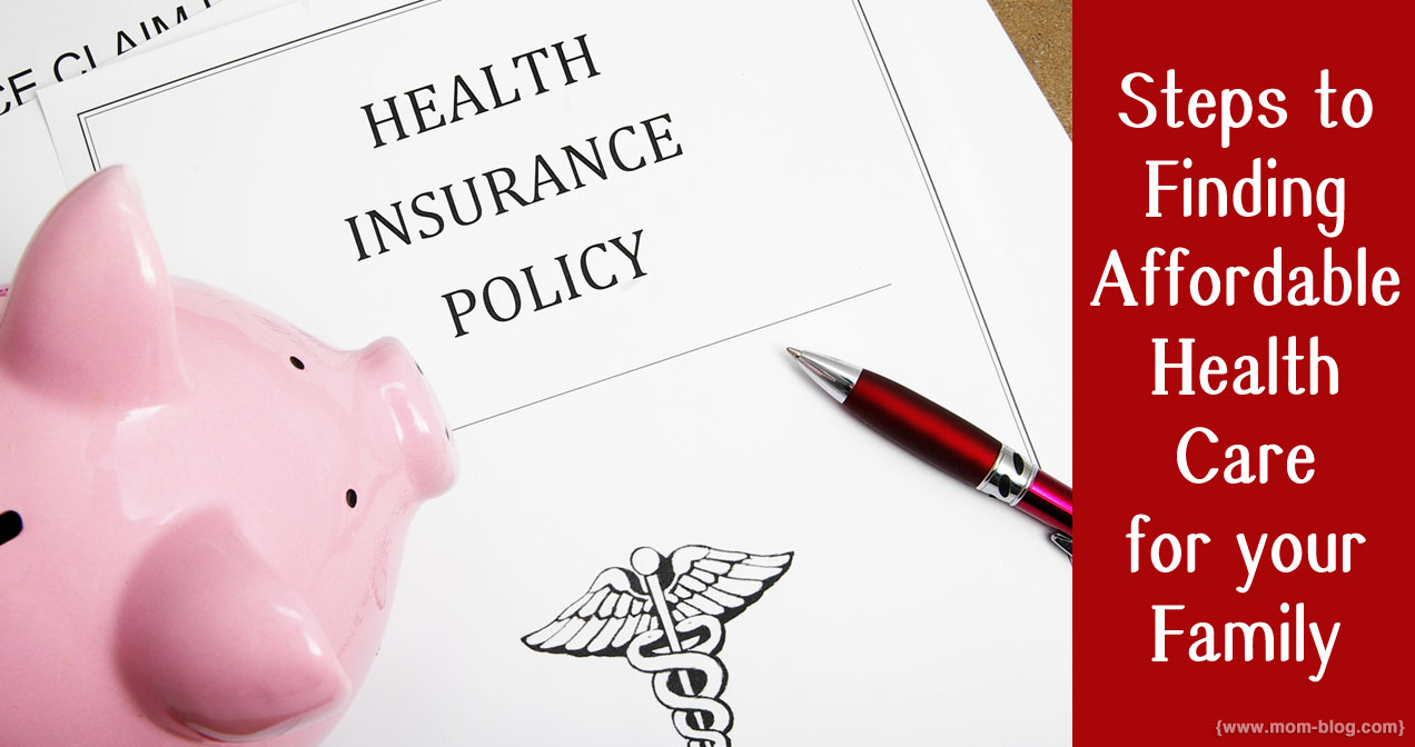 finding health care for your family