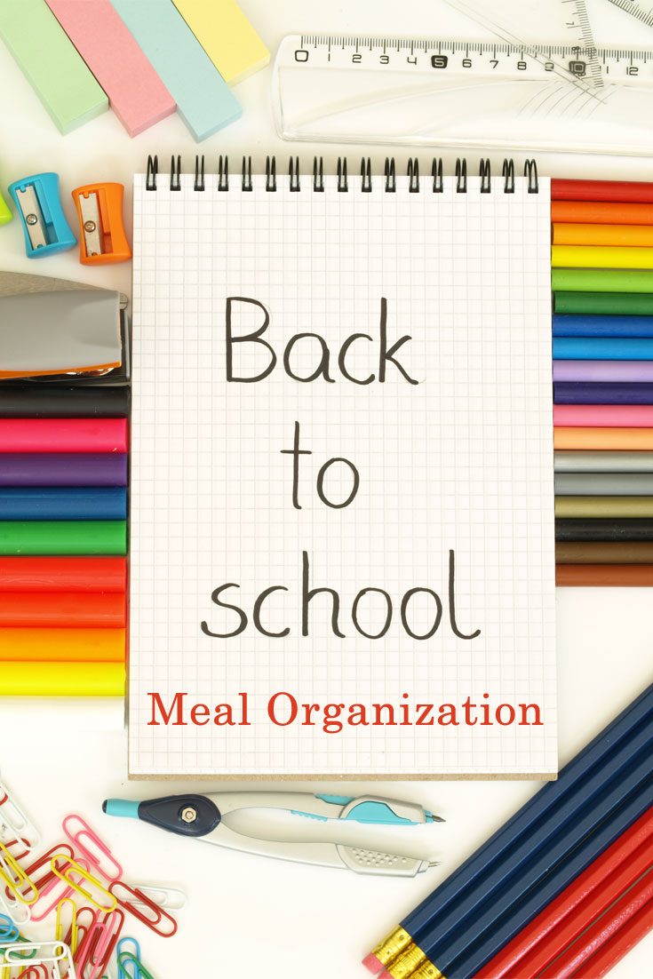 Guest post back to school organization embracing imperfect - Back to school organization ...