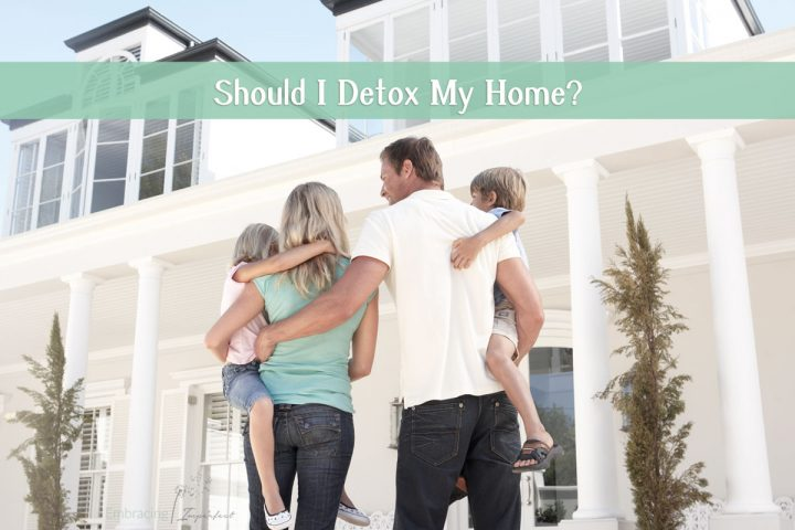 Decisions & Choices: Should I Detox My Home?