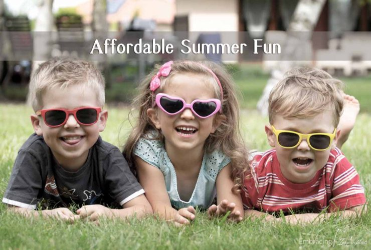 10 Summer Family Activities
