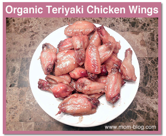 Review: Greensbury Market Organic Chicken Wings