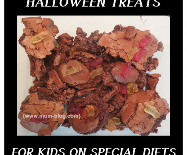 Halloween- Treats for Special Diets