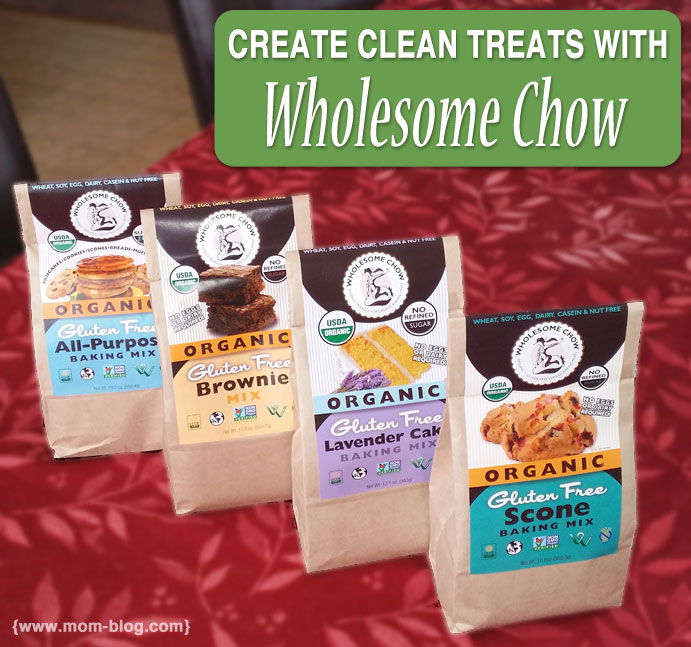 Clean Wholesome: Wholesome Chow Gluten Free Flours