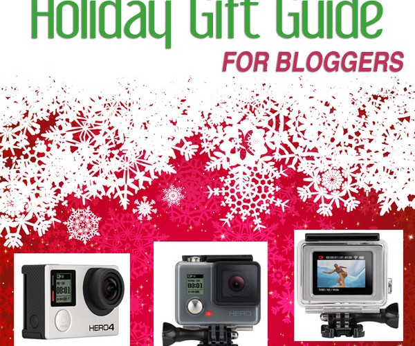 Holidays Techie Gift Guide for Bloggers & Social Media Mavens