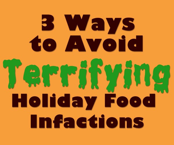 3 Ways to Avoid Holiday Food Infractions