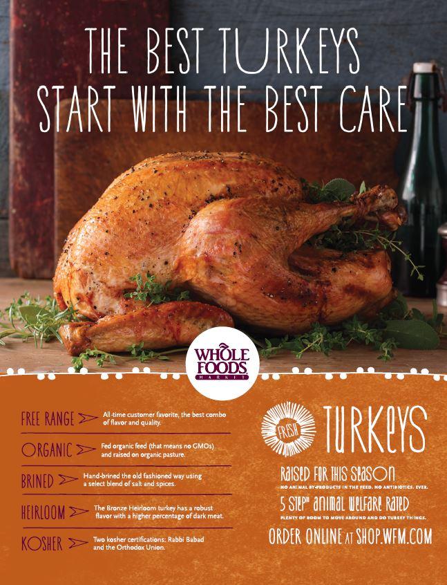 Whole Foods Free Range Turkey Review