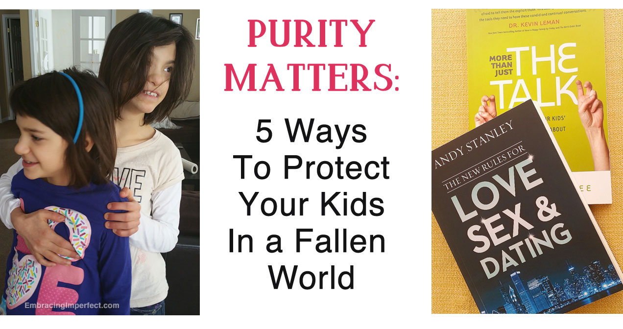 purity matters