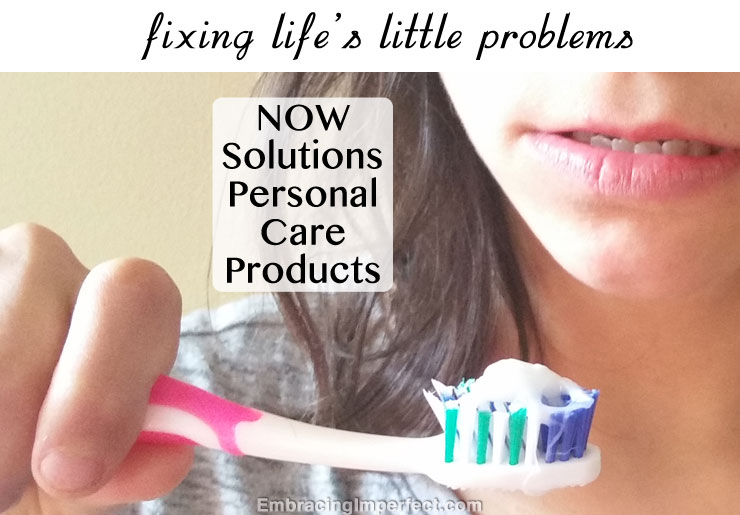 NOW Solutions toothpaste