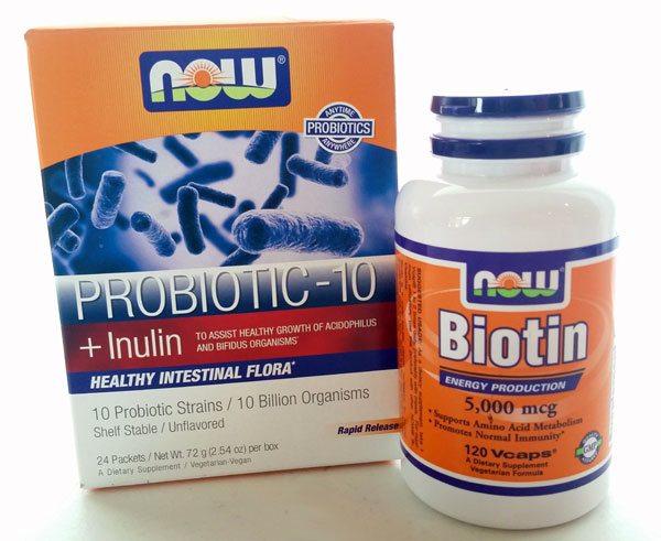 biotin probiotic