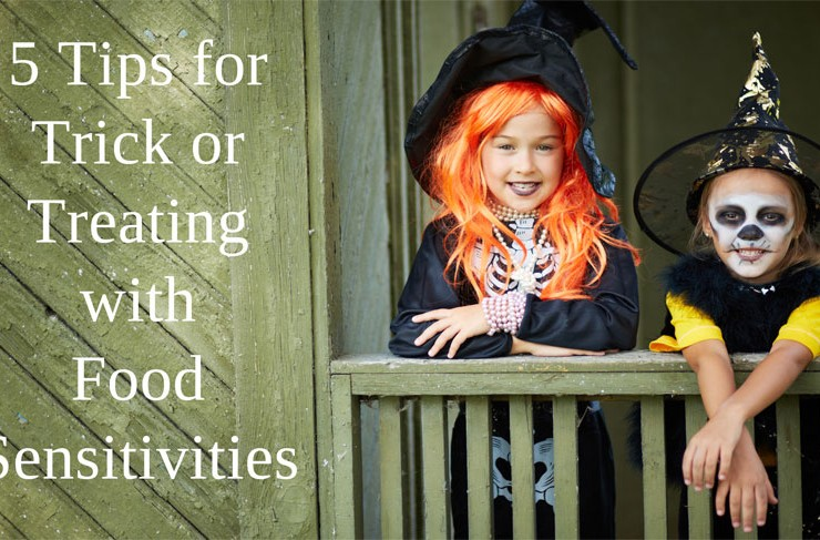 6 Tips for Trick or Treating With Food Sensitivities
