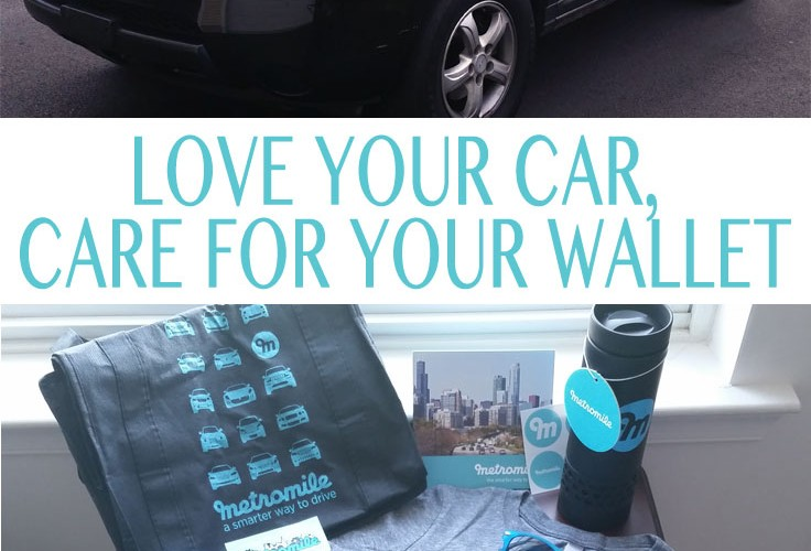 Metromile: Car Insurance That Charges by the Mile & Gas Card Giveaway