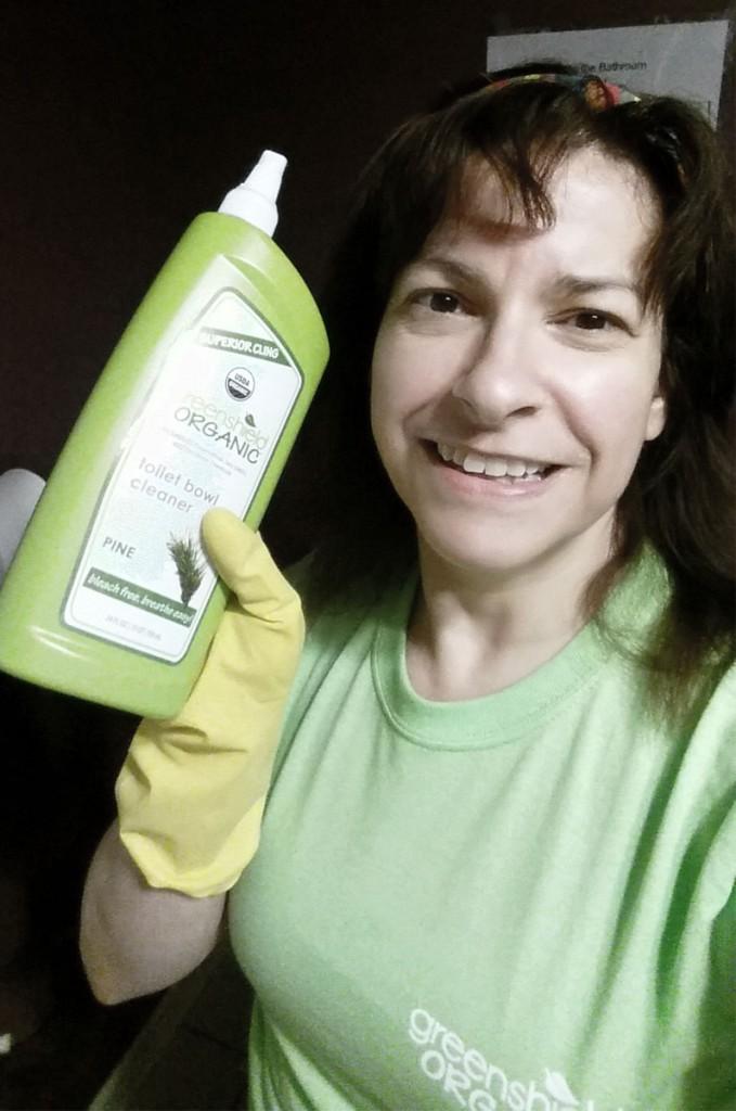 greenshield-and-woman