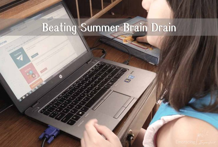 How Kids Can Beat Summer Brain Drain