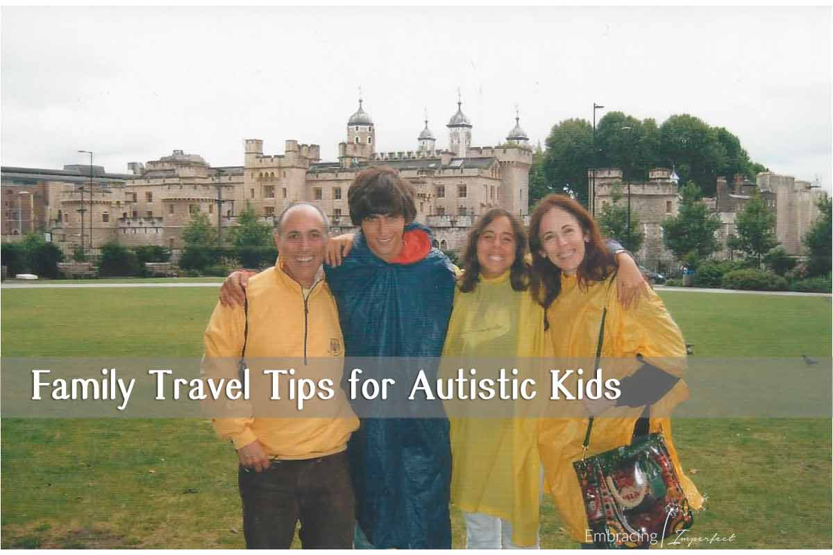 9 Tips for Traveling With Your Autistic Child #ad