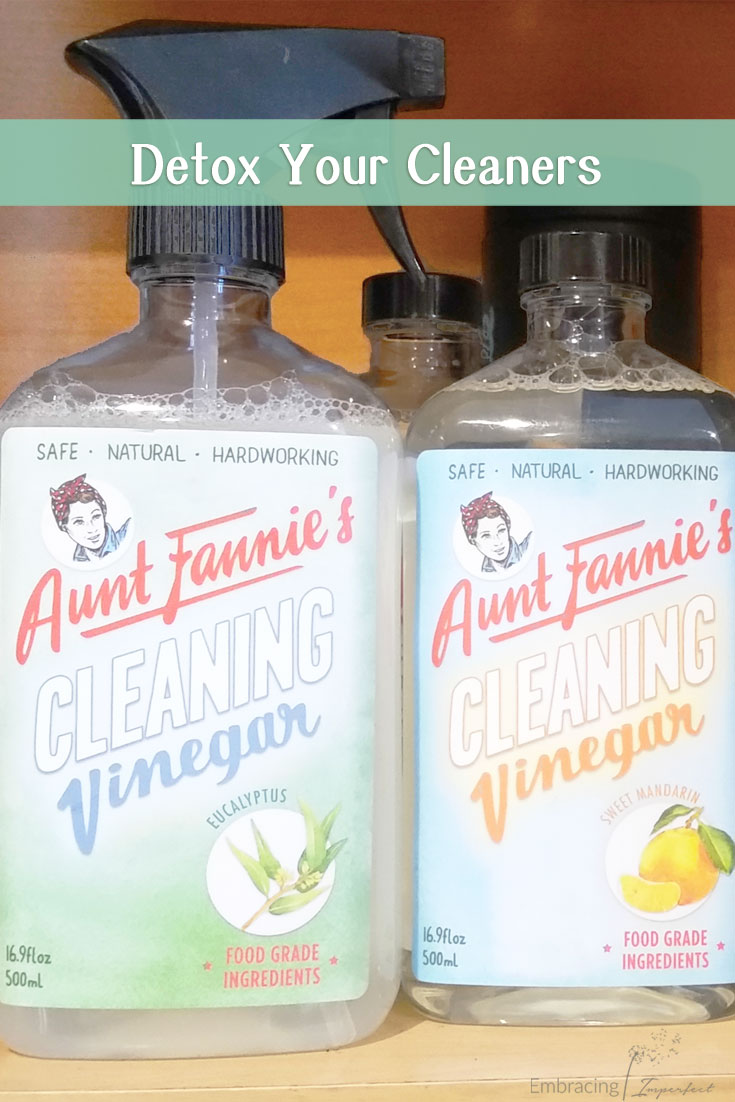 The dangers of common household cleaners #HealthierHousekeeping #ad
