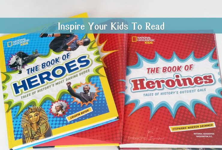 6 Ways to Inspire Challenged Readers to Read