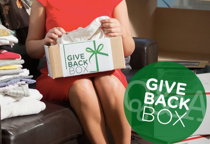 The Give Back Box
