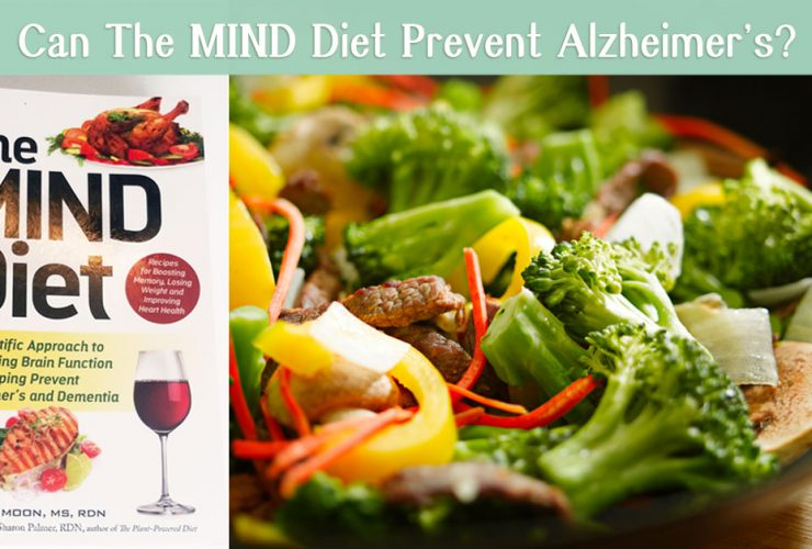 """The MIND Diet"" Prevents Alzheimer's? A Look At The Book and The Science"