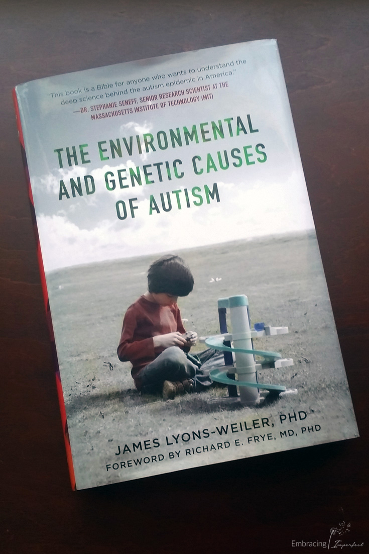 Do vaccines cause autism? Read my review of this book for the answer #ad