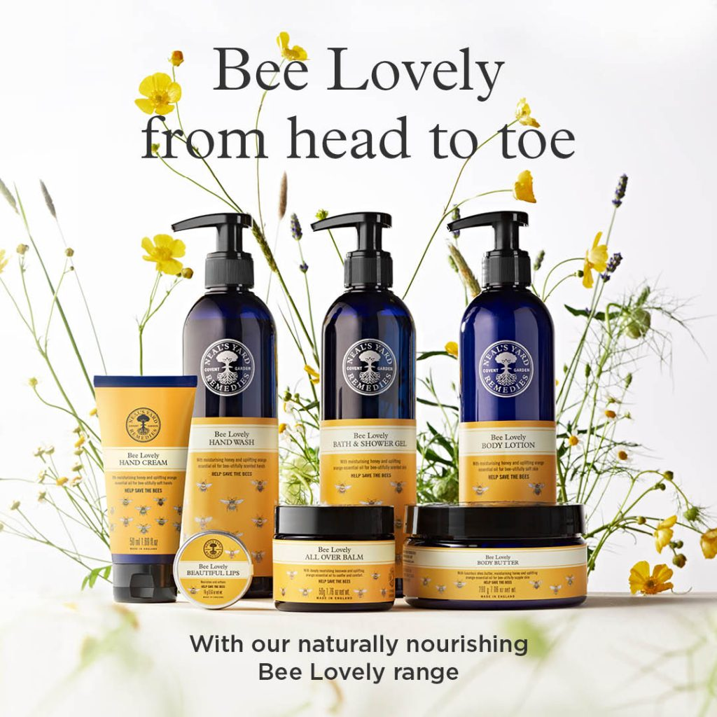 A whole line of Bee Lovely products!