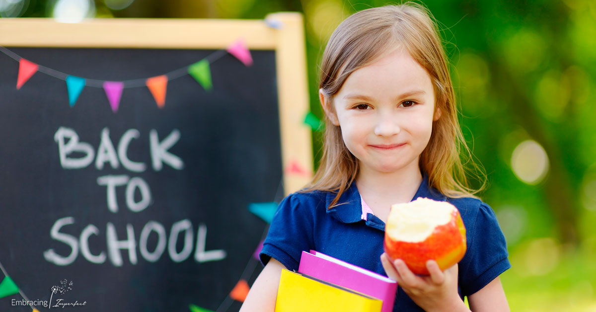 Healthy Back to School Tips
