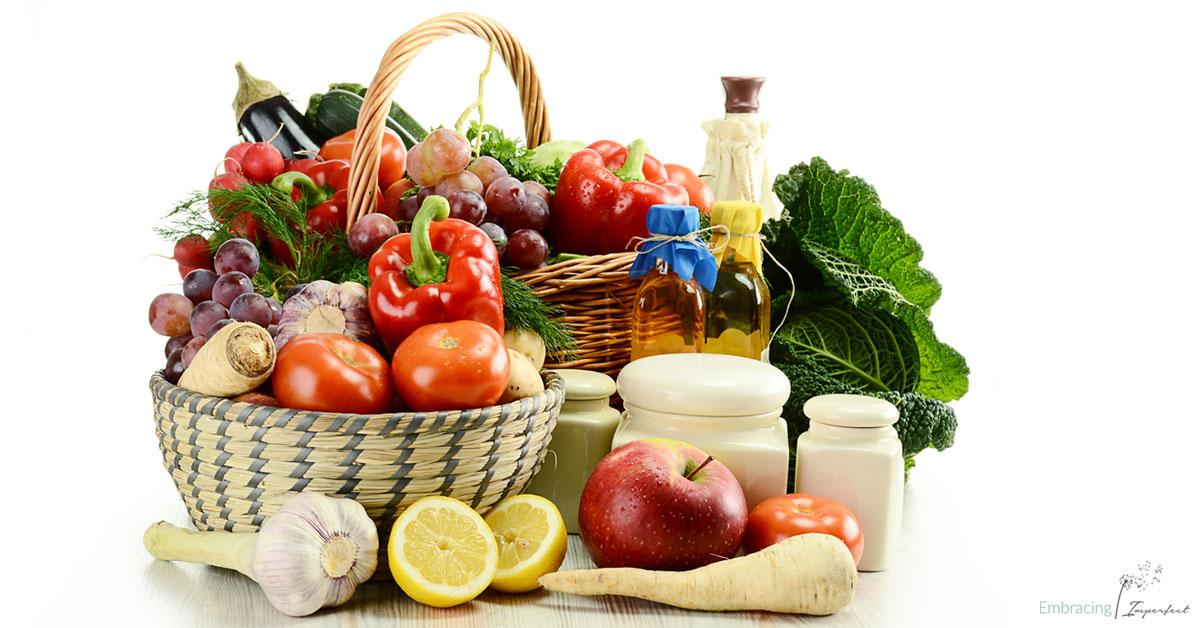 frugal organic food