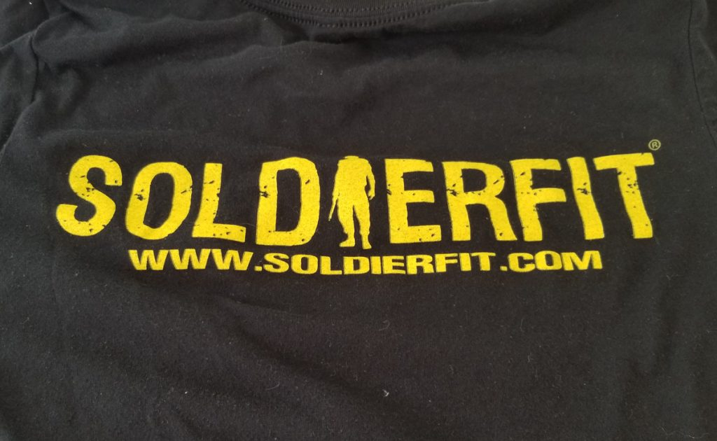 how to get back in shape with SoldierFit