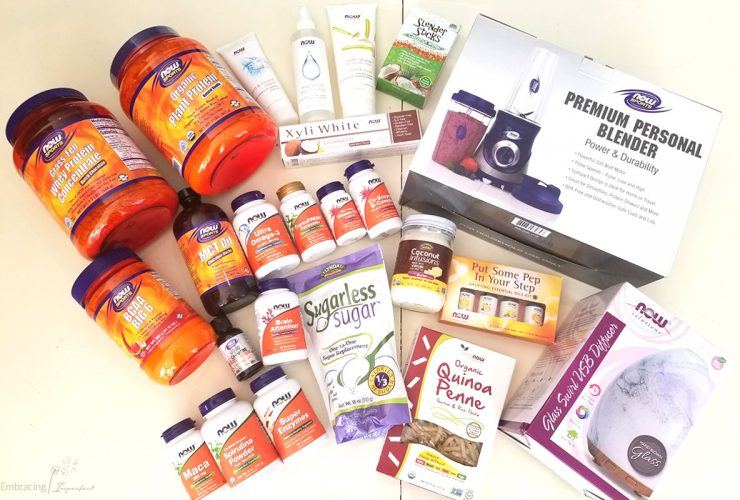 Healthy Inside & Out: A Look At NOW Foods
