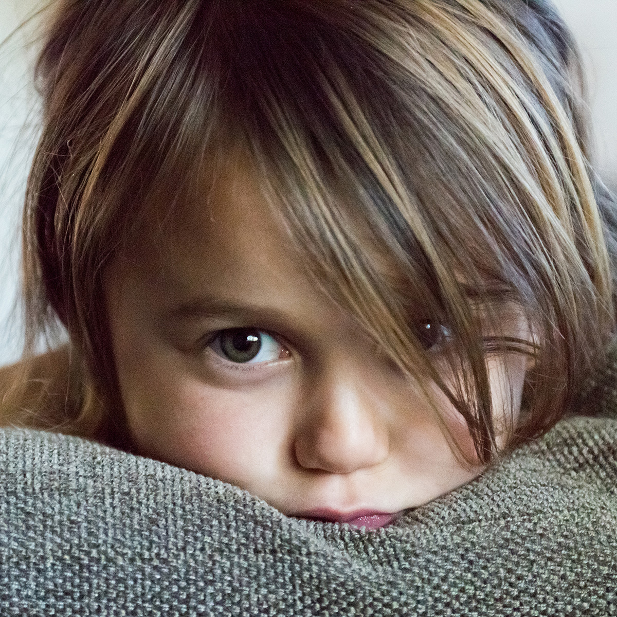 A child's stress can harm their mental health