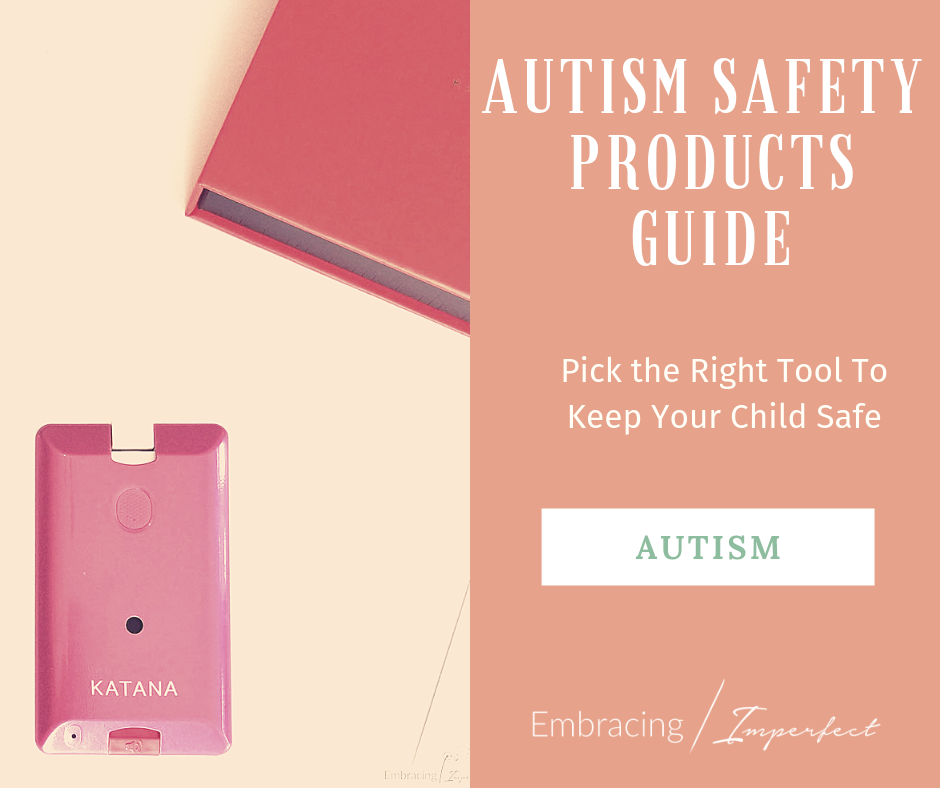 Check out these autism safety products...the perfect gift for anyone raising a child on the autism spectrum! AD