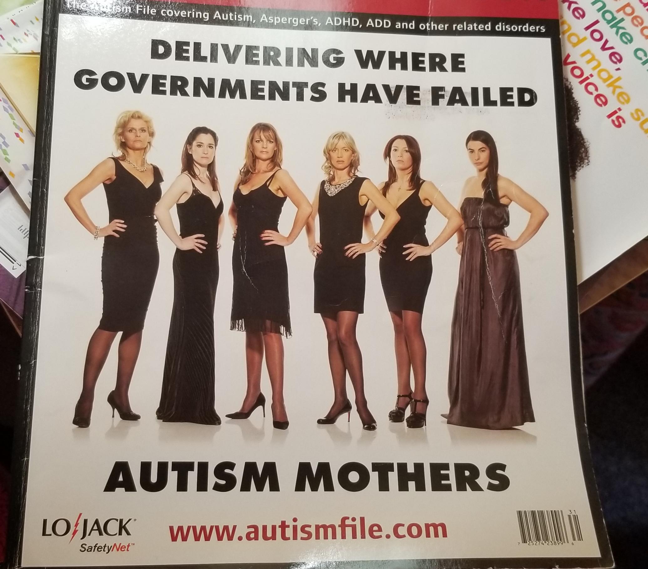 autism mothers