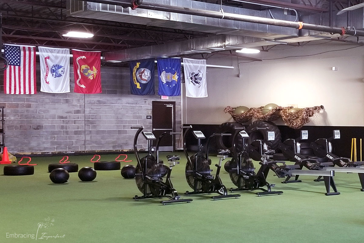 SoldierFit gym